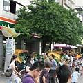 旗津三輪車