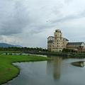 東華大學東華湖