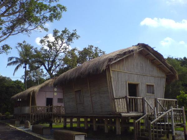 西拉雅傳統住屋重現