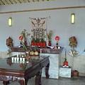 大內忠義廟內部