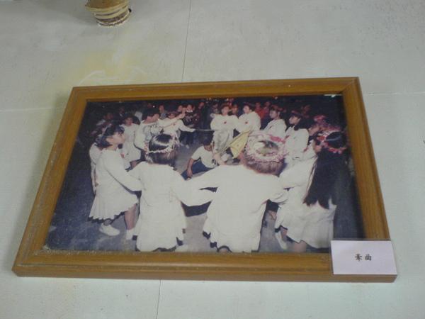 西拉雅夜祭儀式之一:牽曲
