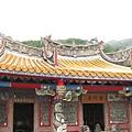 龜山島上的媽祖廟