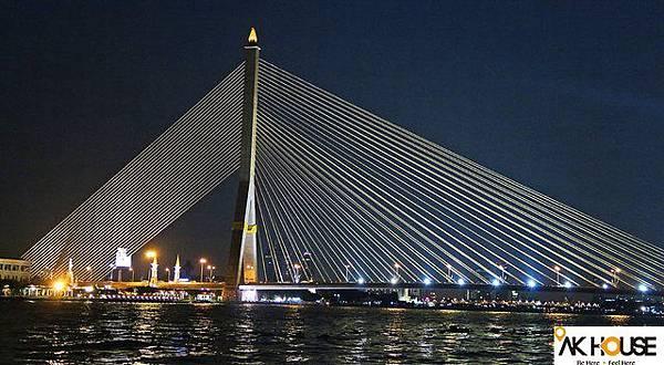 拉瑪八吊橋