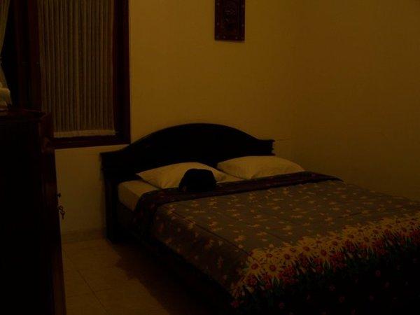 度假VILLA的房間