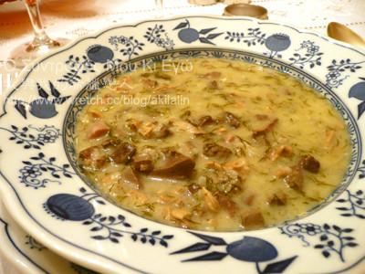 希臘復活節羊肝粥