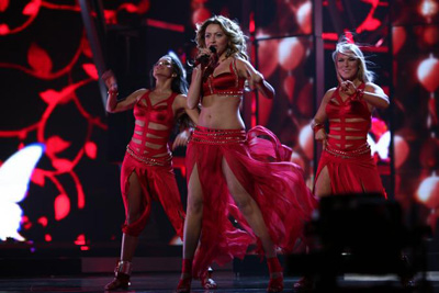 eurovision 2009- Turkey