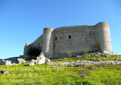 Chlemoutsi Castle