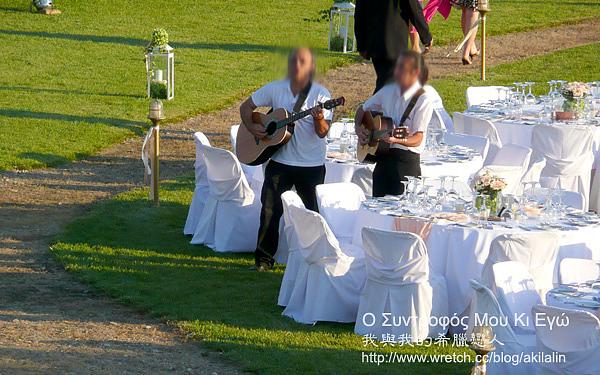 彈吉他的 κανταδώρος