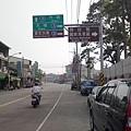r04到了中埔再往西拉雅方向