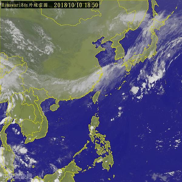 氣象局2018-10-10_1900