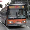 大有巴士  307路  641-FL