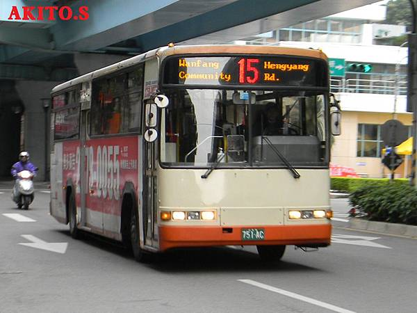 15路  751-AC