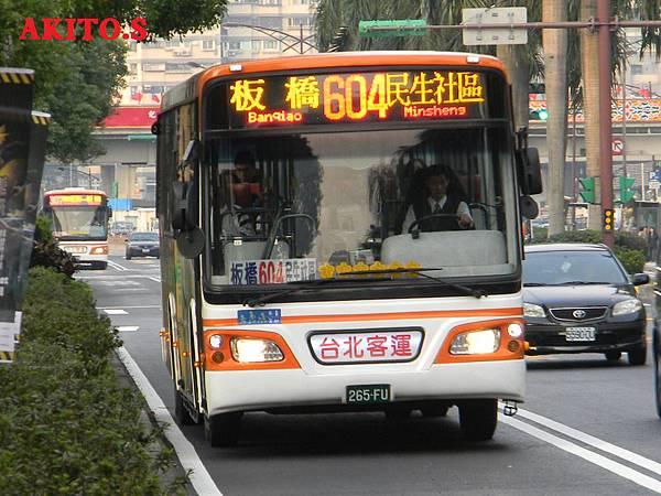 604路  265-FU