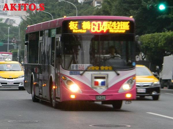 604路  153-FE