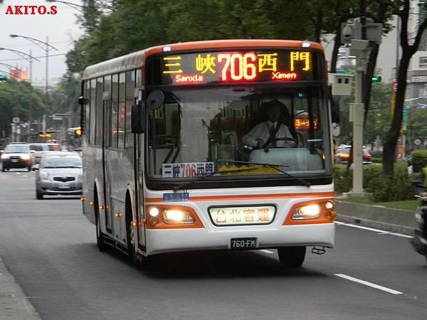 706路  760-FM