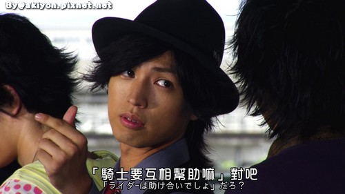 Fourze & OOO Movie -- 03