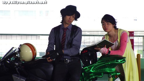 Fourze & OOO Movie -- 07