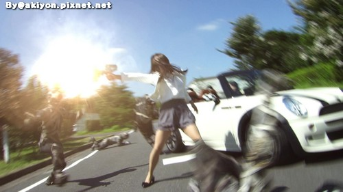 Fourze & OOO Movie -- 06