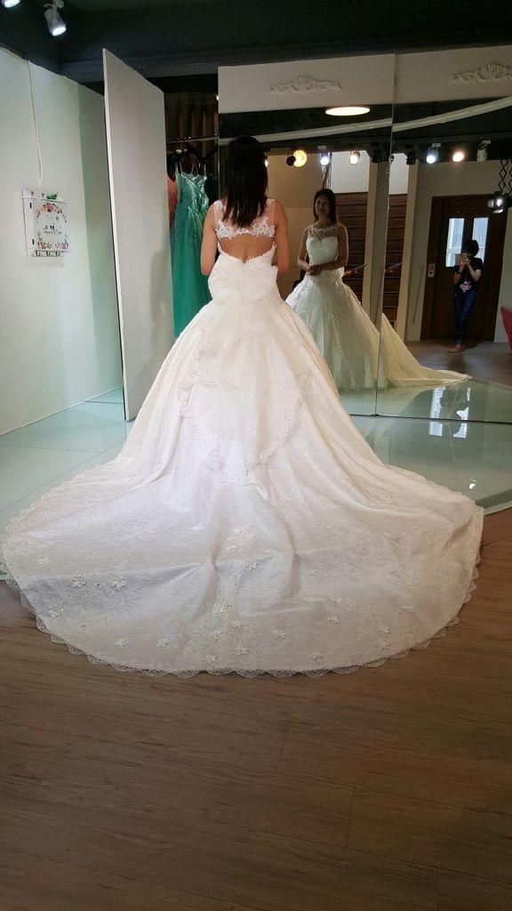 禮服出租:新竹租婚紗