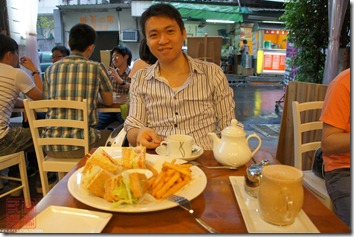 DSC01670_滿桌食物的下午茶