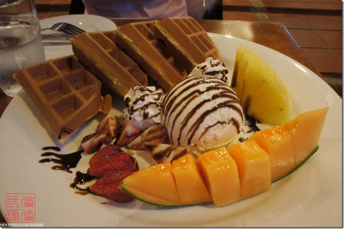 DSC01676_冰淇淋鬆餅