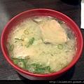 阿宏日式料理-味噌湯2
