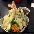 阿宏日式料理-炸蝦飯1