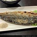 阿宏日式料理-烤鯖魚2