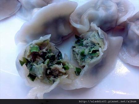 五花馬-韭菜水餃3