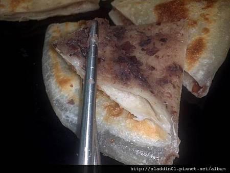 角子虎-豆沙鍋餅4