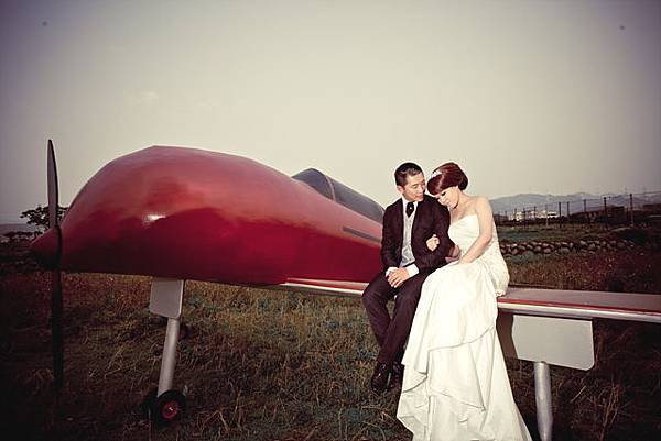 台中婚紗,自助婚紗,有Fu婚紗,游騰凱攝影工作室,飛機,風格_5474