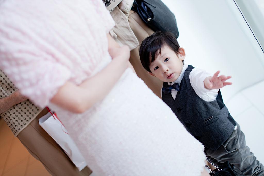 婚禮攝影,台中婚攝,新人推薦,游騰凱攝影,有Fu婚攝,婚禮中小孩總是特別可愛_04
