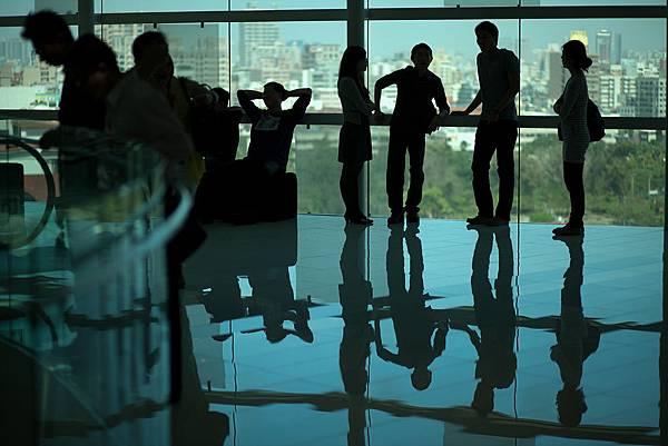 婚禮攝影,台中婚攝,新人推薦,游騰凱攝影,有Fu婚攝,等待著進場的人群_08