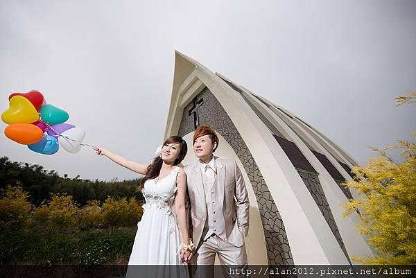 自助婚紗,台中自助婚紗,韓風婚紗,台中婚攝,新人推薦_8561