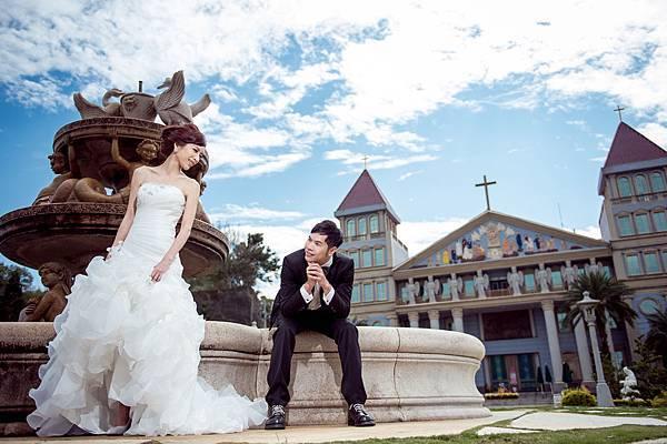 台中婚攝,台中自主婚紗,自助婚紗,有FU婚照