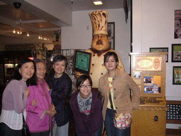 有名的豌豆湯餐廳