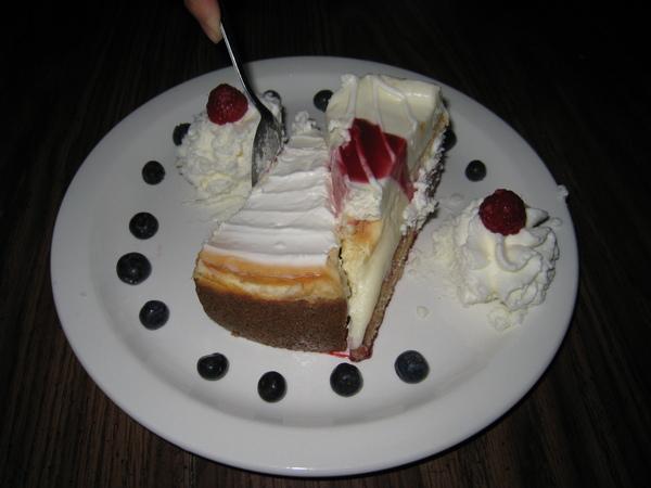 cheese cake factory cake