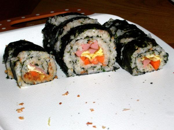 壽司有三種