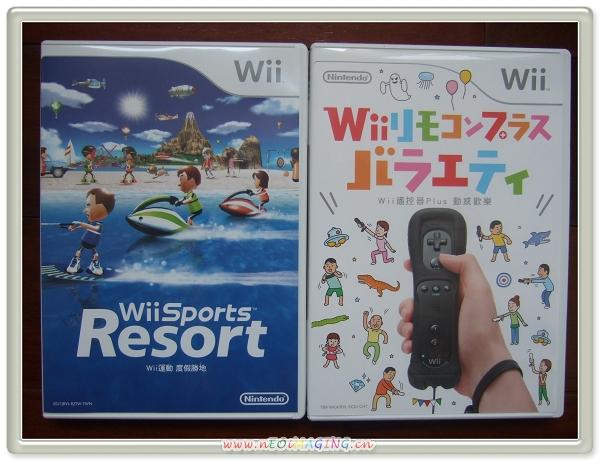 Wii Sports Resort主機+Wii 遙控器 Plus 動感歡樂組合8.jpg