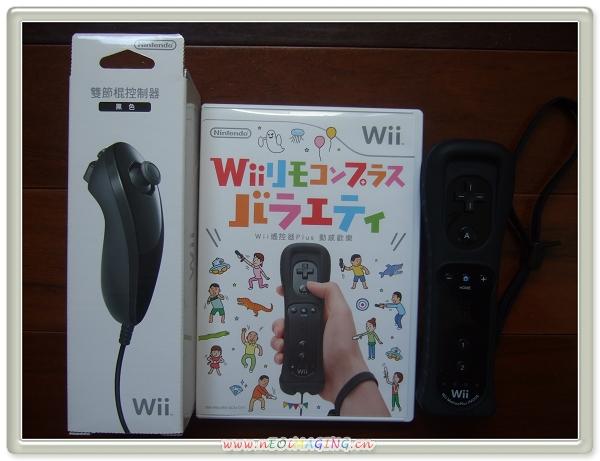 Wii Sports Resort主機+Wii 遙控器 Plus 動感歡樂組合10.jpg