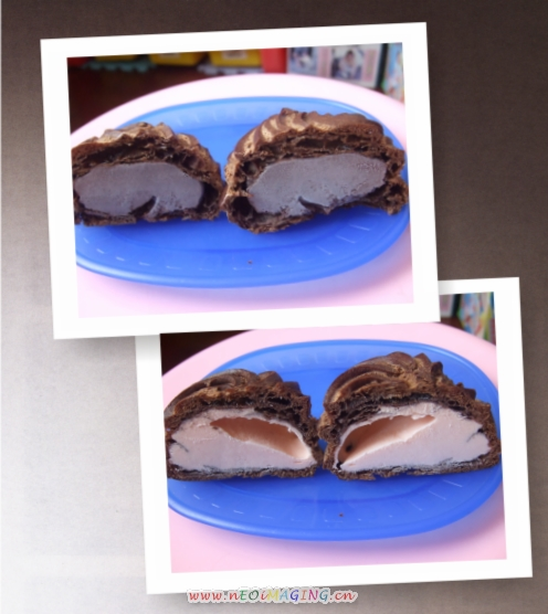 手工玫瑰黑泡芙+法式法朵古典巧克力蛋糕[Groupon 團購]4.jpg