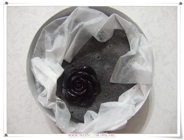手工玫瑰黑泡芙+法式法朵古典巧克力蛋糕[Groupon 團購]6.jpg