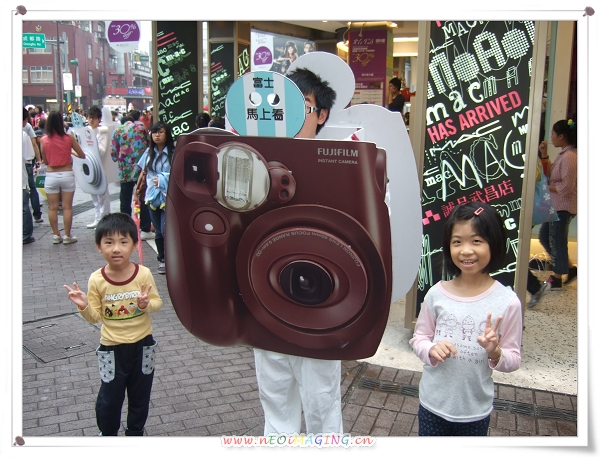 富士instax馬上看相機 全國街頭互動體驗會[西門町]1.jpg
