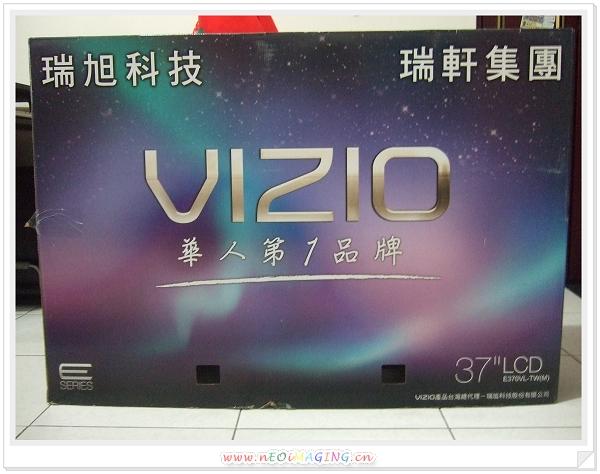 瑞軒VIZIO FULL HD 37吋液晶電視E370VL-TW(M)4