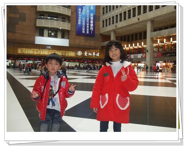 台北火車站-微風美食廣場