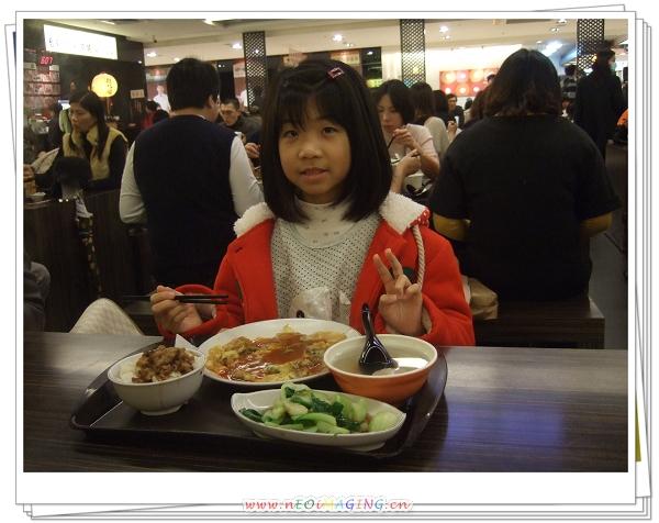 台北火車站-微風美食廣場4