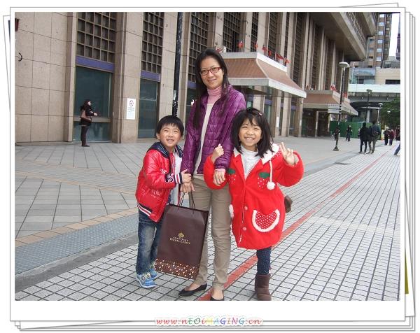 台北火車站-微風美食廣場15