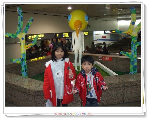 台北火車站-微風美食廣場20