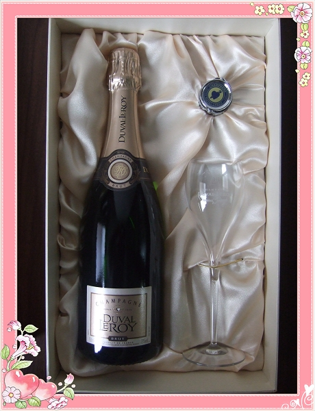 法國杜瓦樂華香檳禮盒[長榮桂冠酒坊]3
