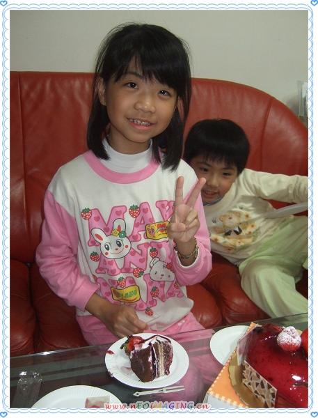 妤蓁九歲國曆生日3